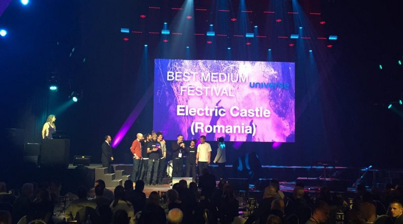 Best Medium Festival din Europa este Electric Castle