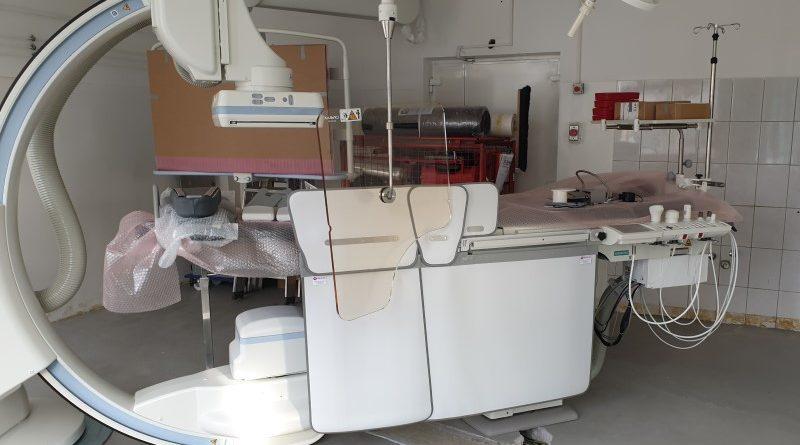 33 de noi echipamente medicale, la Spitalul de Recuperare