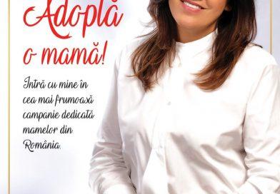 """Campania umanitară """"Adoptă o Mamă"""" se întâmplă și la Cluj"""