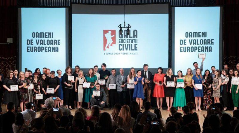 Înscrieri la Gala Societății Civile, competiția dedicată sectorului asociativ