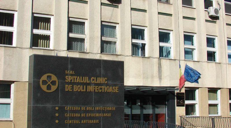 2.000.000 de lei, propuși spre alocare Spitalului Clinic de Boli Infecțioase din Cluj-Napoca