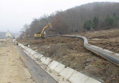 Lucrări în infrastructura de apă, în mai multe localități din județul Cluj