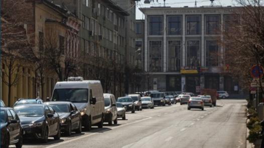 Modificări ale traficului rutier, pentru lucrări pe strada Petru Maior