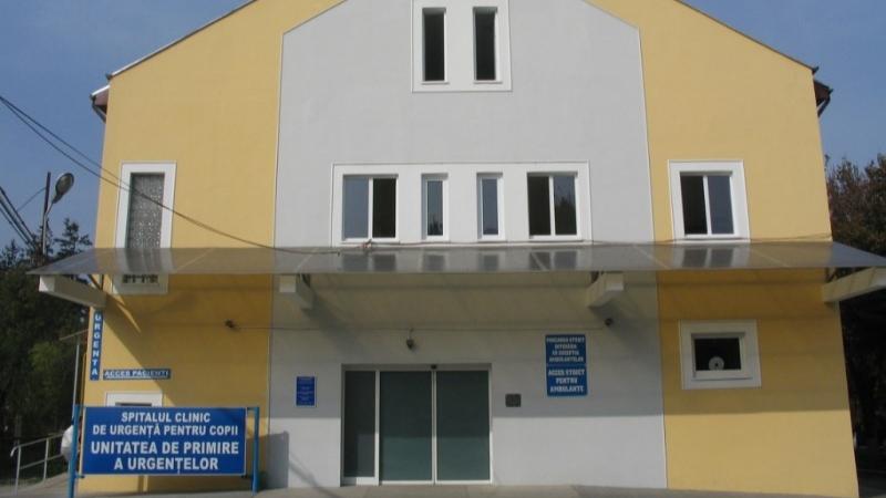 Proiect pentru dotarea Spitalului de Copii din Cluj, cu bani europeni