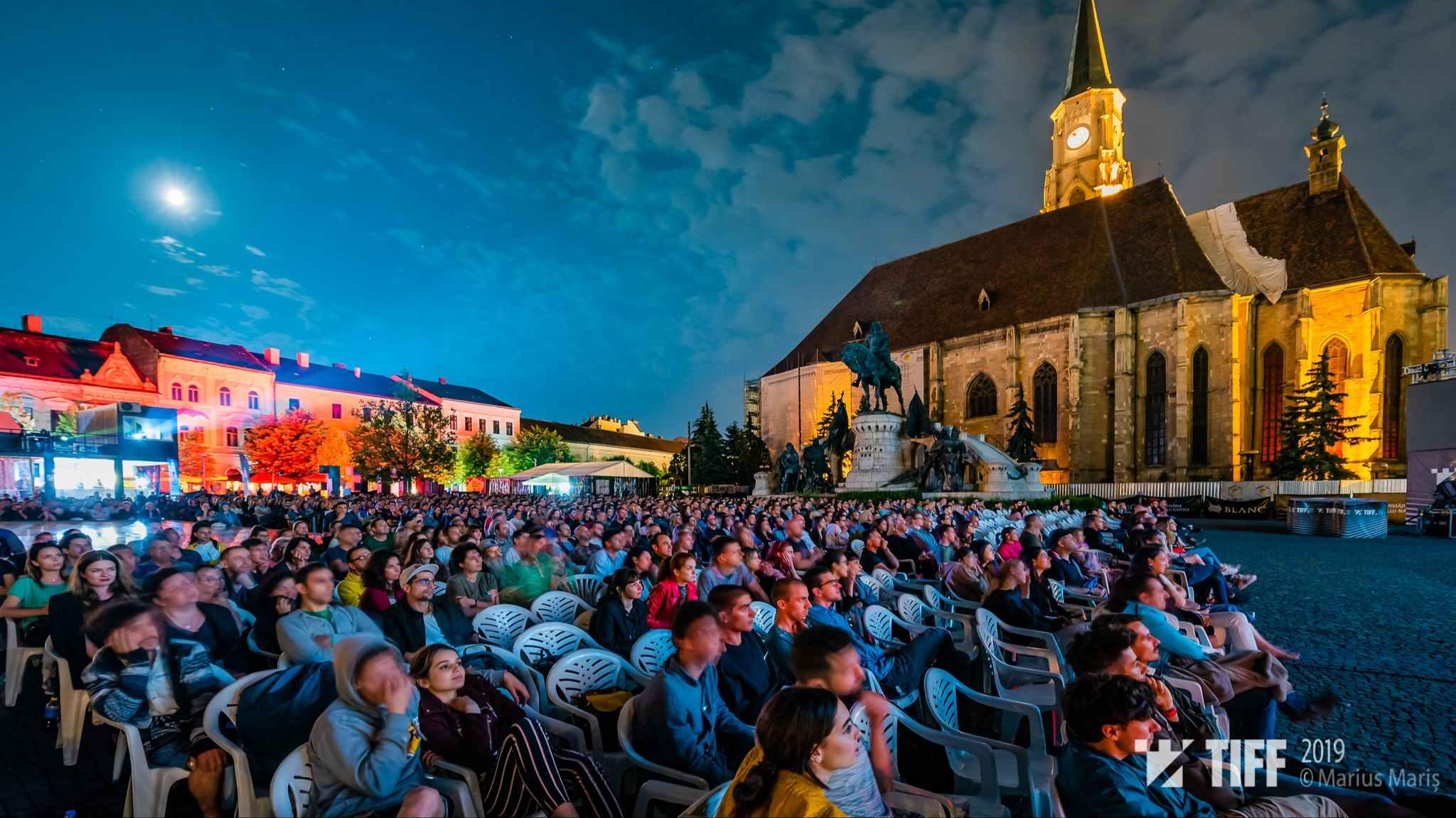 TIFF revine; Festivalul va avea loc între 31 iulie și 9 august 2020
