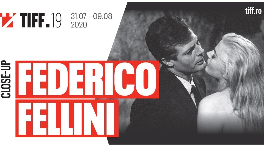 Federico Fellini va fi celebrat la 100 de ani de la naștere, la TIFF 2020