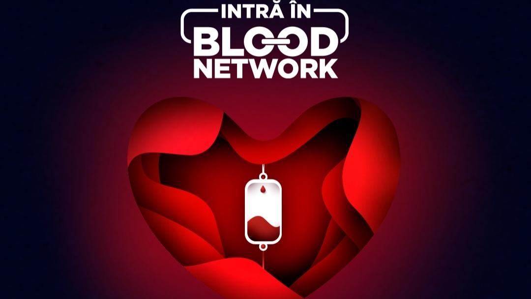 Peste 4.300 de vieți au fost salvate datorită campaniei Blood Network