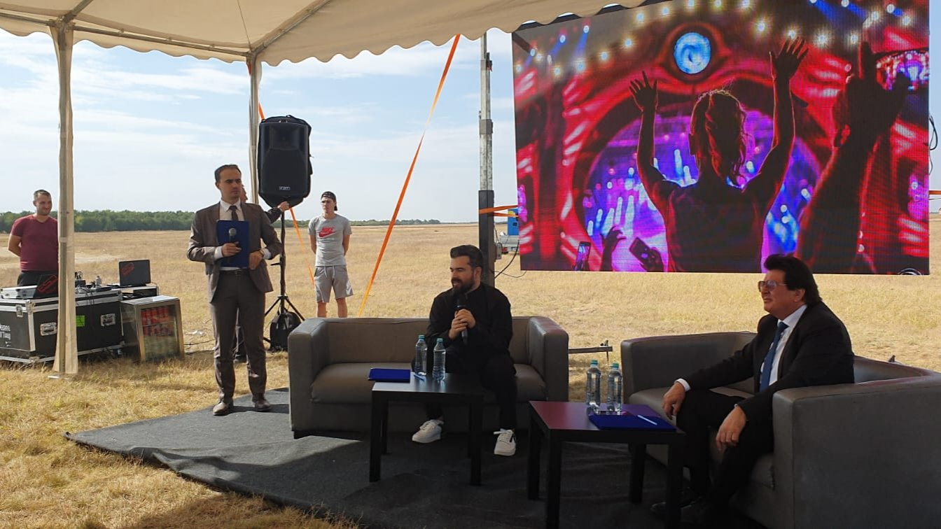 Un nou concept de festival marca Untold, la Timișoara