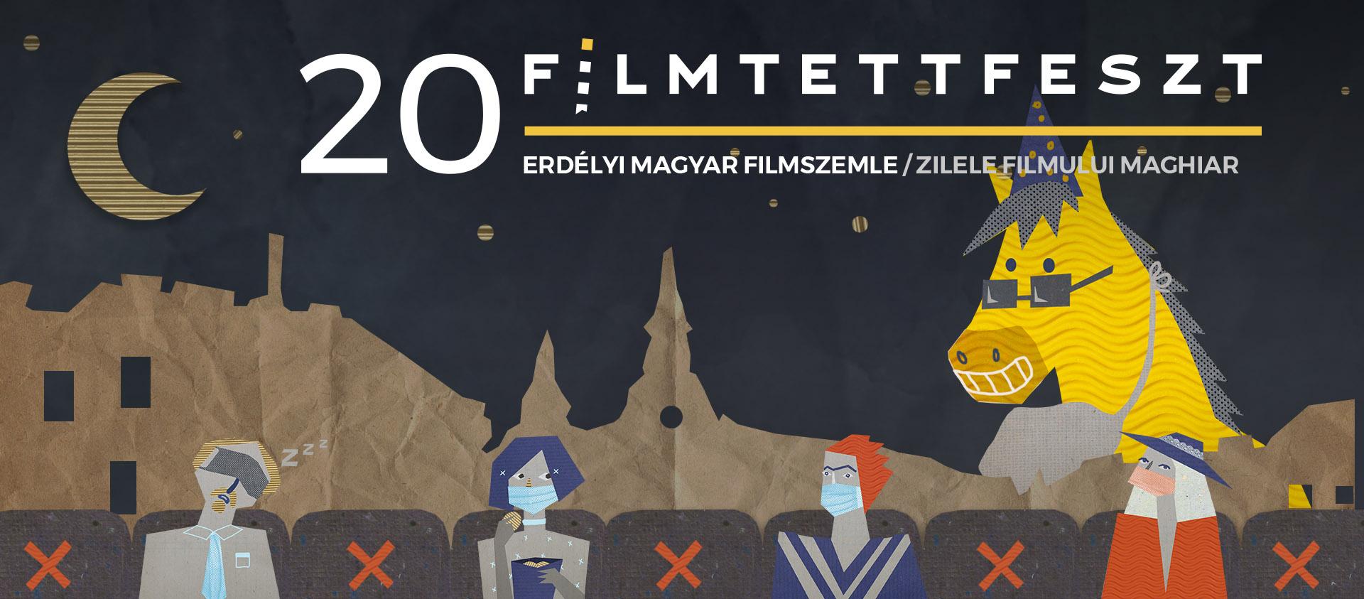 Filme offline și online anul acesta la Filmtettfeszt – Zilele Filmului Maghiar