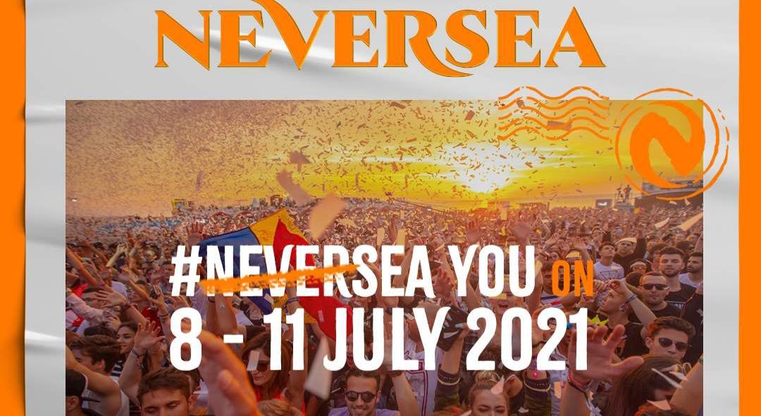 Neversea 2021 va avea loc între 8 – 11 iulie la Constanța