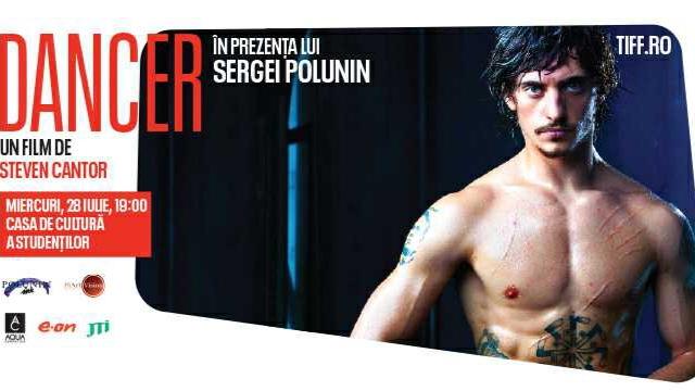 Sergei Polunin, superstarul rebel al dansului, vine la TIFF
