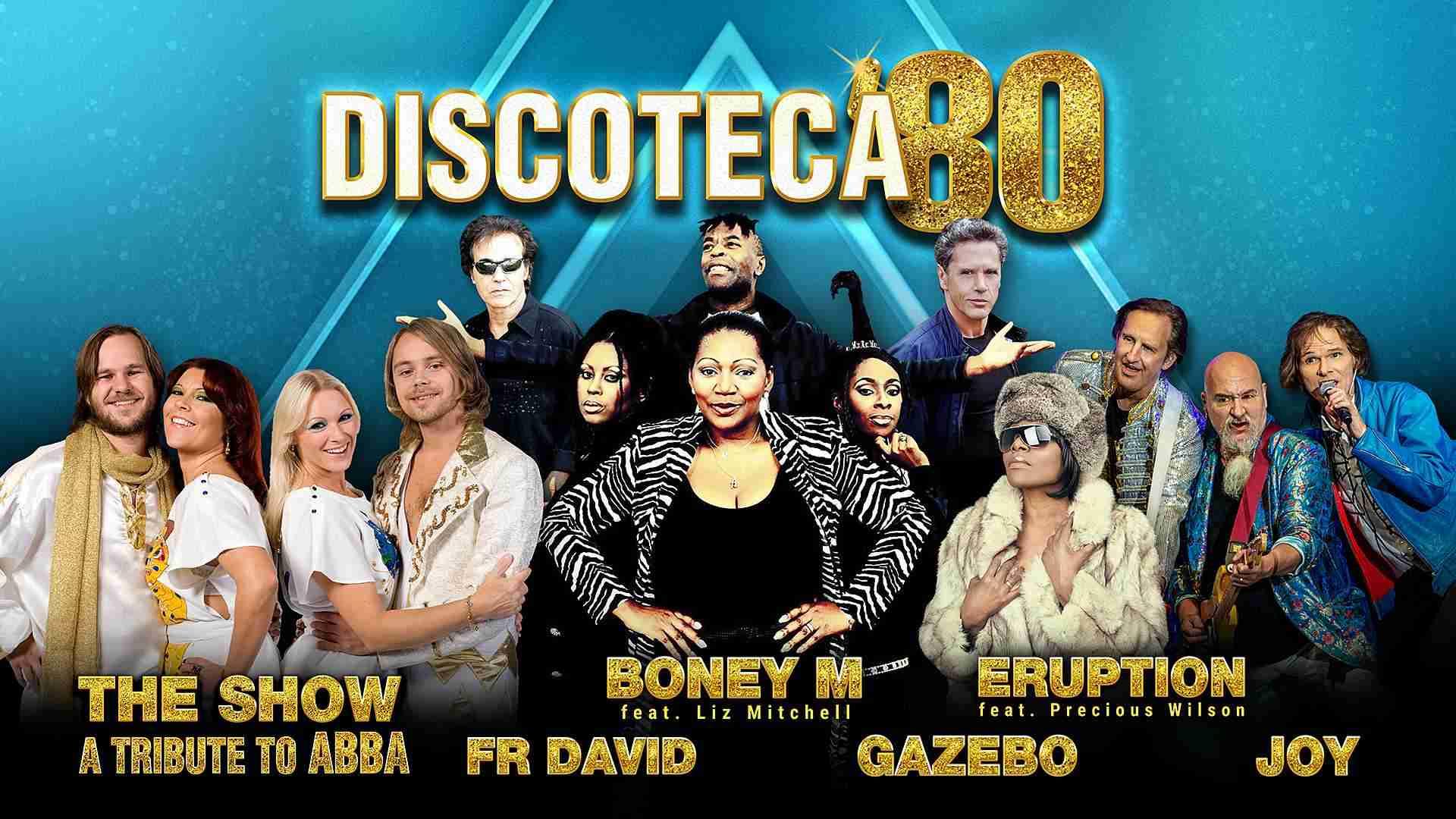 Discoteca '80 confirmă organizarea ediției a 4-a în septembrie