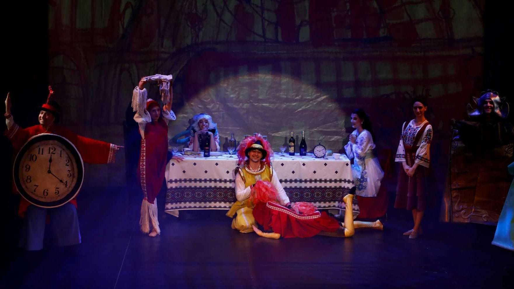 "Spectacolul de balet ""Frumoasa și bestia"" revine"