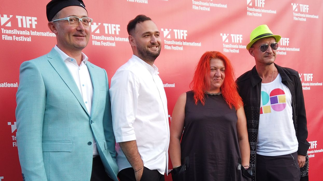 TIFF la 20 de ani – Imagini din primele zile ale festivalului de film de la Cluj