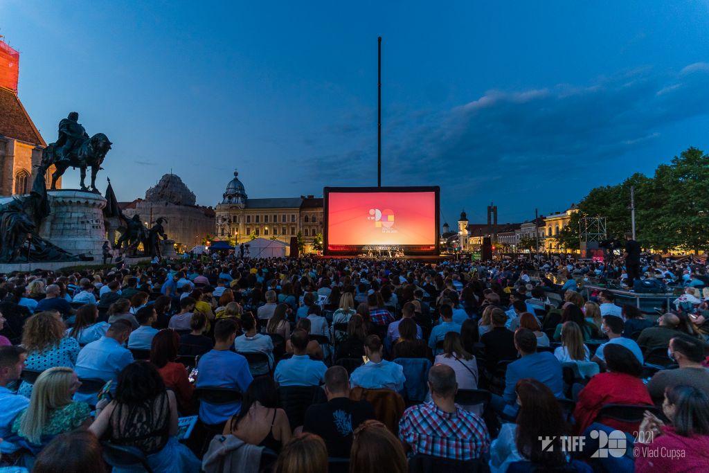 20 de ani de filme și evenimente memorabile – TIFF la ceas aniversar
