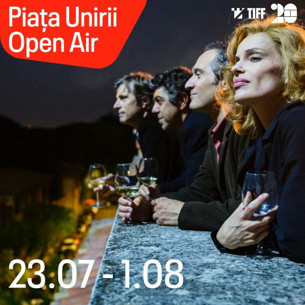 Filmele care vor rula în cadrul TIFF 2021, în Piața Unirii Open Air