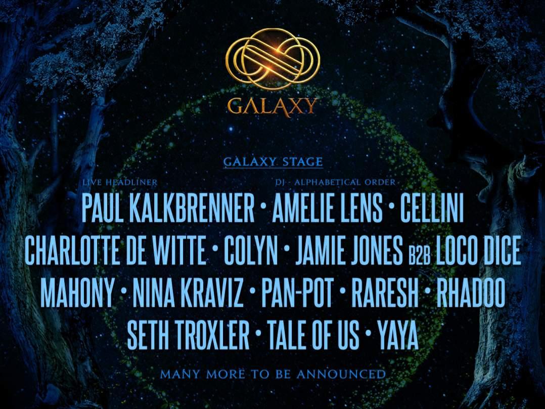 Show-uri speciale pe scenele Alchemy și Galaxy la UNTOLD 2021