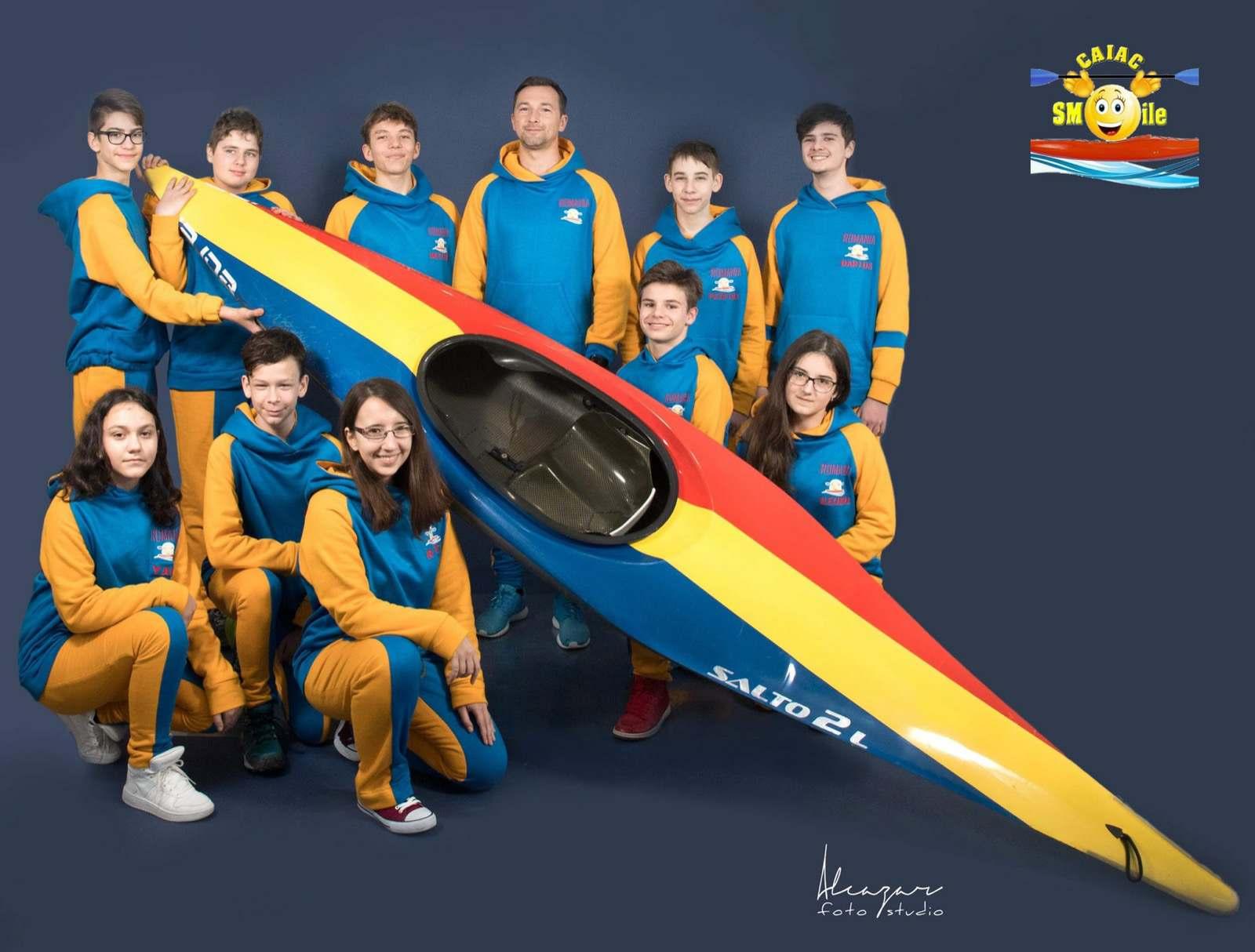 """Prima activitate din cadrul proiectului """"Caiacul, o cultură sportivă inovativă pentru tineret"""""""