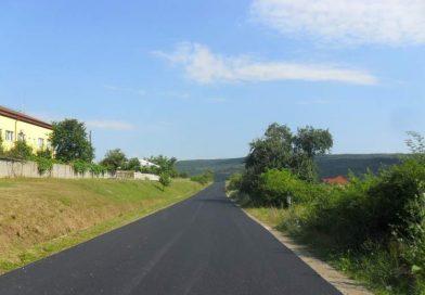 Lucrări de asfaltare finalizate pe drumul județean 109C – (DN16)