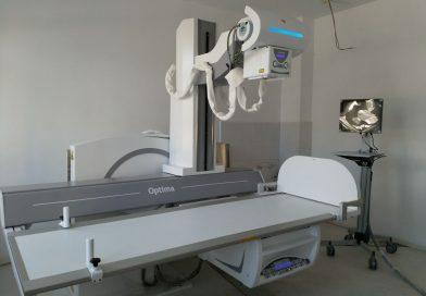 Echipament nou, pentru radioscopie digitală, la Spitalul de Recuperare