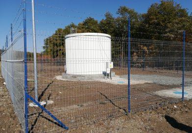 Rețea nouă de apă potabilă în localitățile Bădești și Chidea