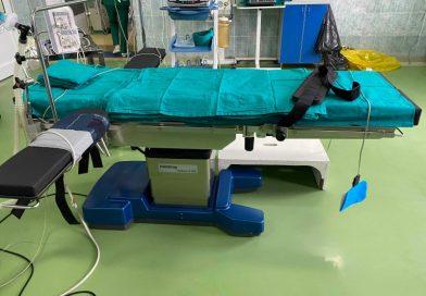 Nouă noi echipamente medicale au intrat în dotarea Institutului Oncologic