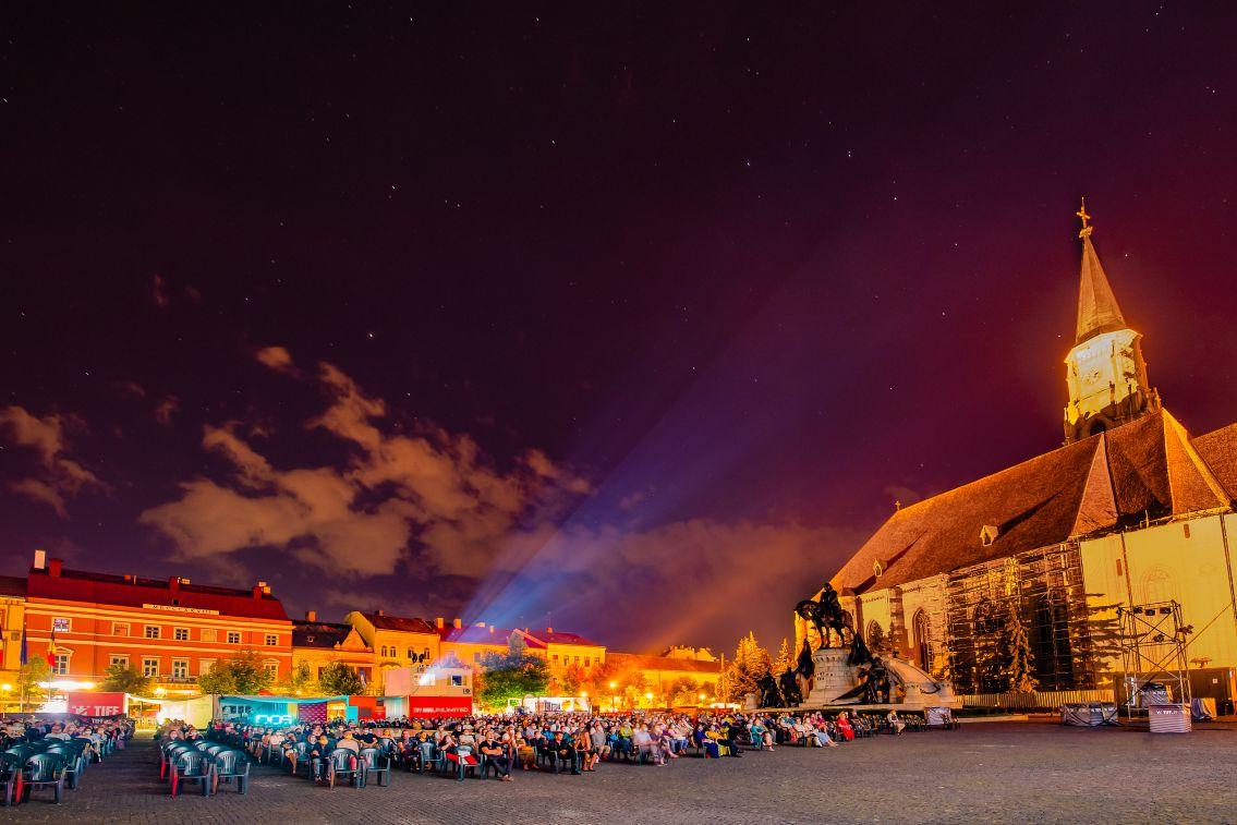 TIFF aniversează 20 de ani cu o nouă ediție de vară, între 23 iulie și 1 august