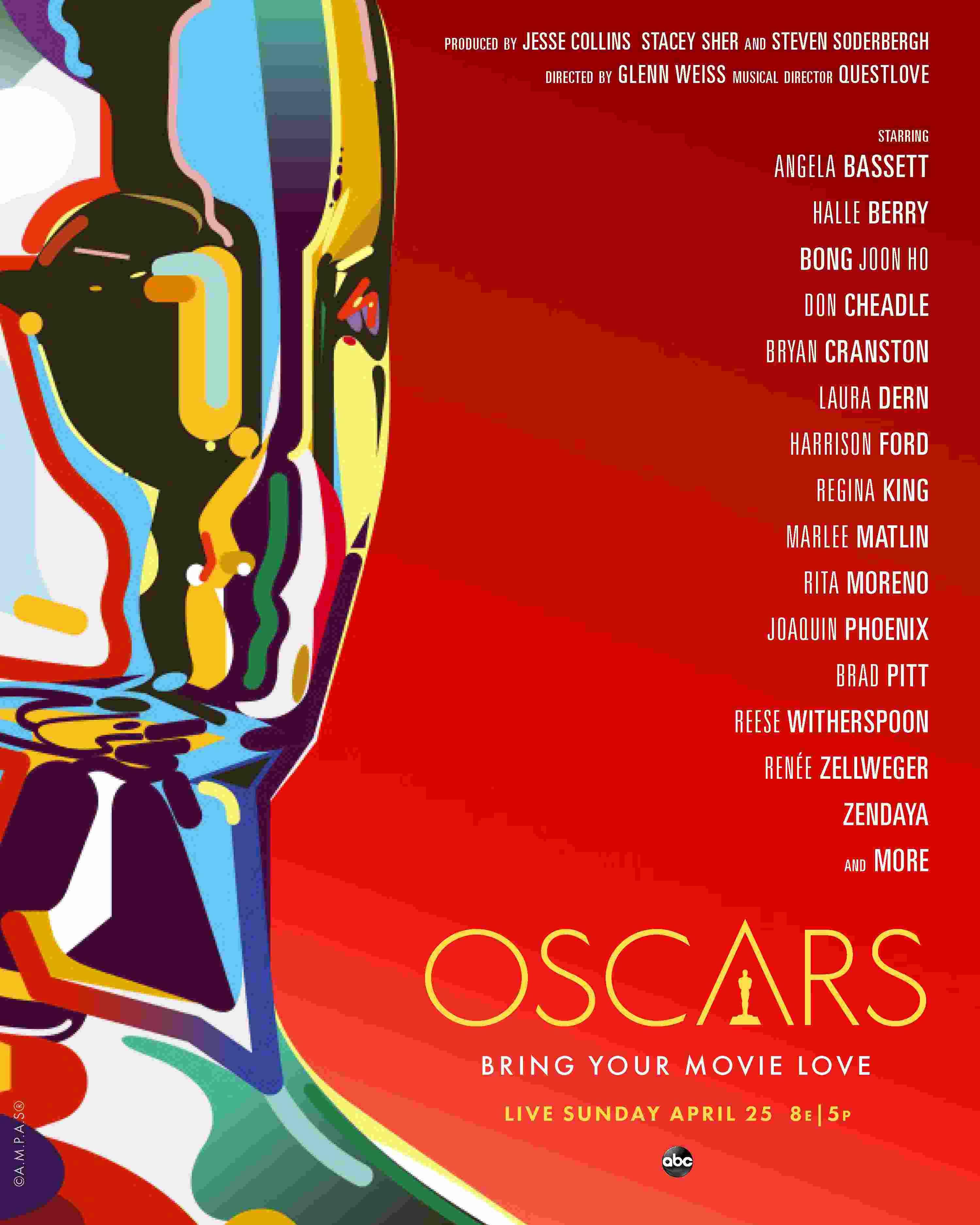 Distribuție de zile mari la Oscar® 2021; Starurile care vor urca pe scenă