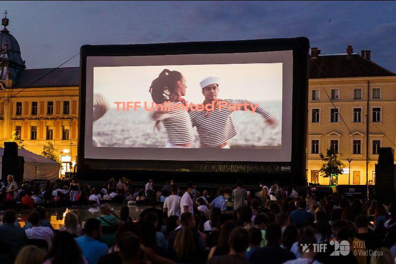 TIFF Unlimited Party; Filme de la TIFF online, premii și alte surprize