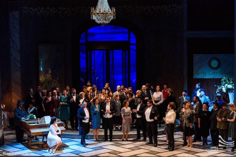 Se ridică cortina la Operă: Traviata și Disney Medley redeschid Sala Mare